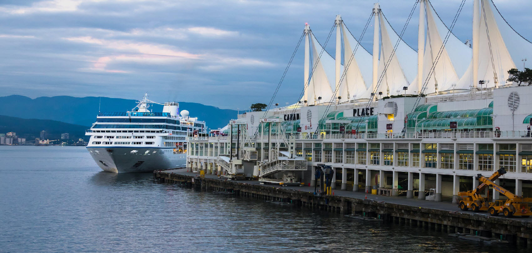 Cruise Port, Vancouver