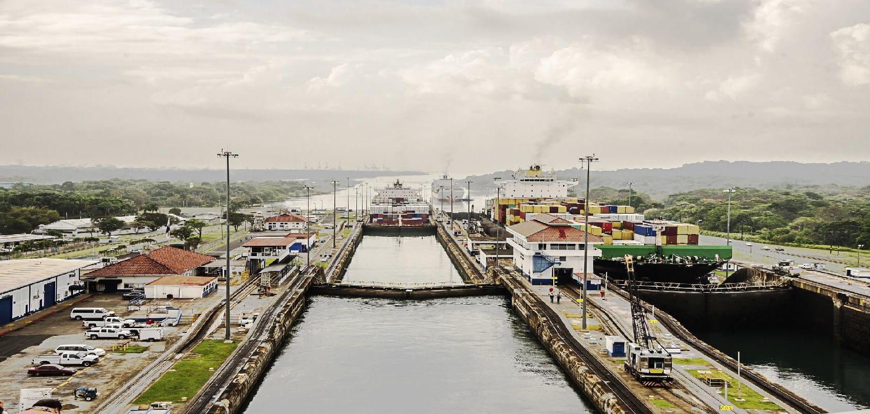 Panama Canal Cruise Port
